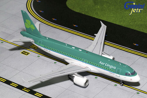 GEMINI200 Aer Lingus Airbus A320-200 G2EIN547 1//200 REG# EI-DEK New