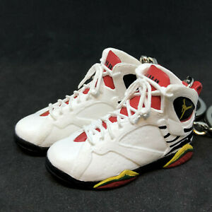 best sneakers a9c9f d00ba Image is loading PAIR-AIR-JORDAN-VII-7-RETRO-PREMIO-BIN-