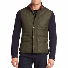 Barbour Mens Lowerdale Quilted Vest Dark Green XL Regular | eBay : barbour mens quilted vest - Adamdwight.com