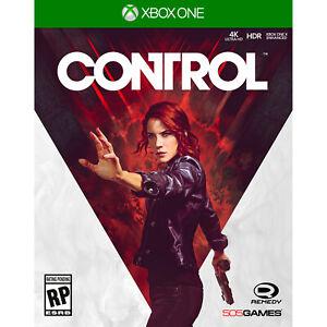 Control Xbox One [Brand New]
