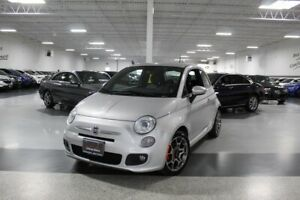 2014 Fiat 500 HB SPORT NO ACCIDENTS I LEATHER I POWER OPTIONS I