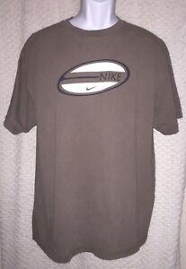 90's Vintage NIKE t-shirt size adult Large