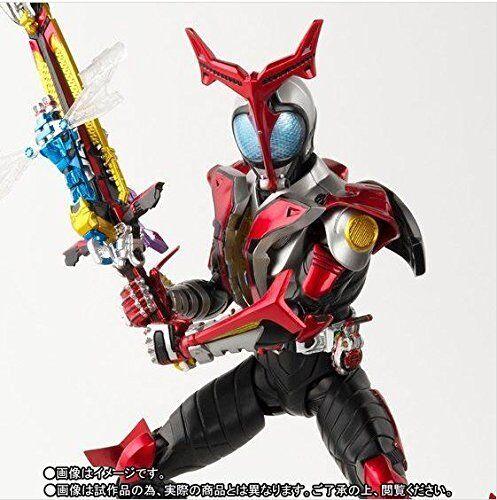S.H.Figuarts Shinkocchou Seihou Kamen Rider Kabuto Hyper Form azione cifra
