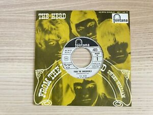 "The Herd _ From The Underworld _ Vinile 45giri 7"" JukeBox _ 1967 Fontana Italy"