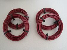 QED SPEAKER CABLE - BRONZE SPECIAL EDITION - OFC - 3.3 METRE BI-WIRE PAIR - MINT