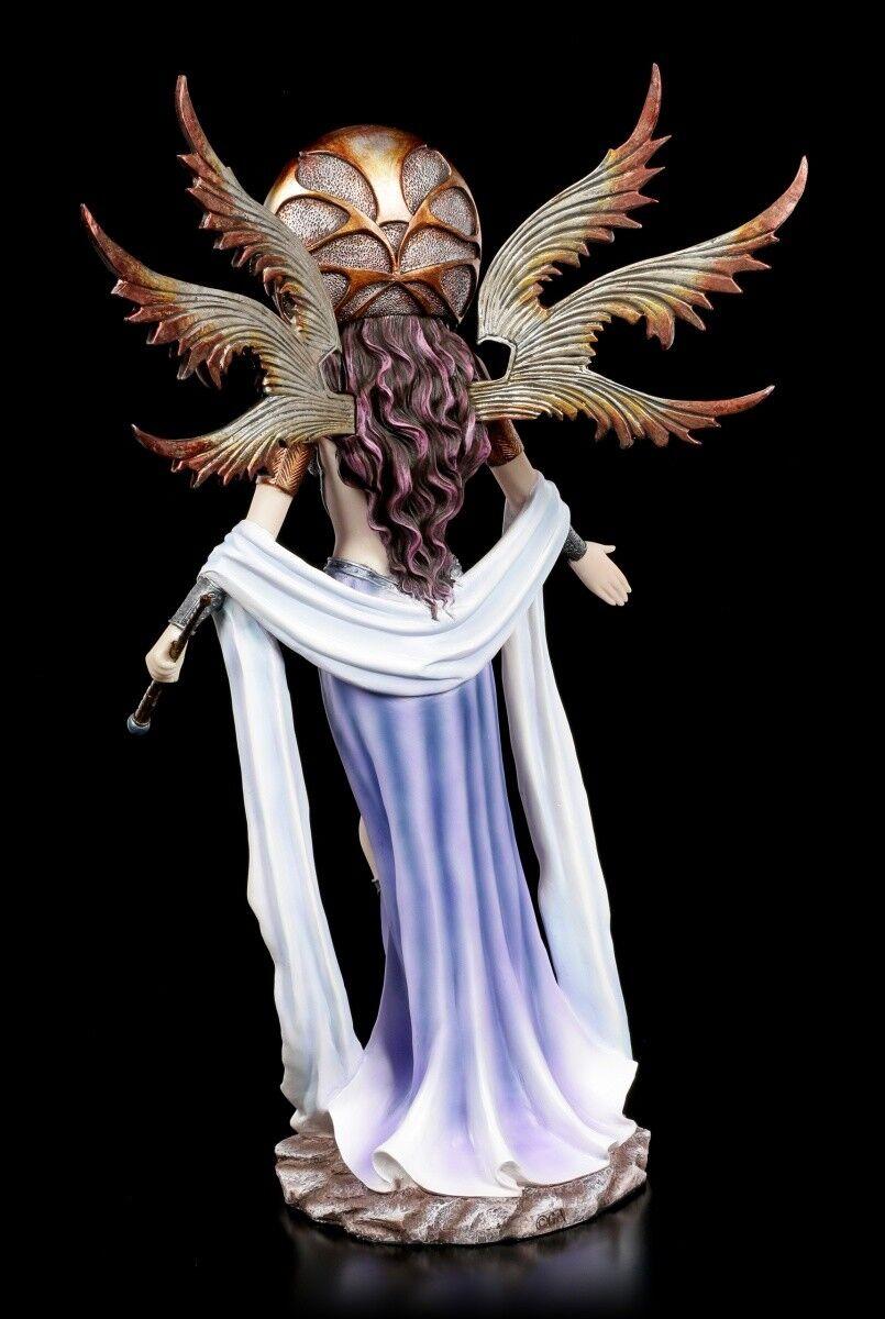 Figura di Angelo - Fira con Prächtigem Copricapo - - - Custode Fairy Elf Dekostatue 02fb3e