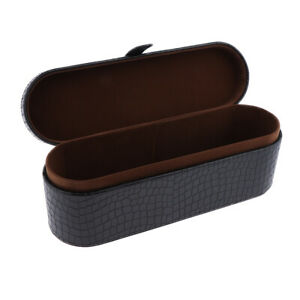 Black-Hair-Dryer-Case-Soft-Leather-Organizer-Gift-Box-For-Dyson-Supersonic