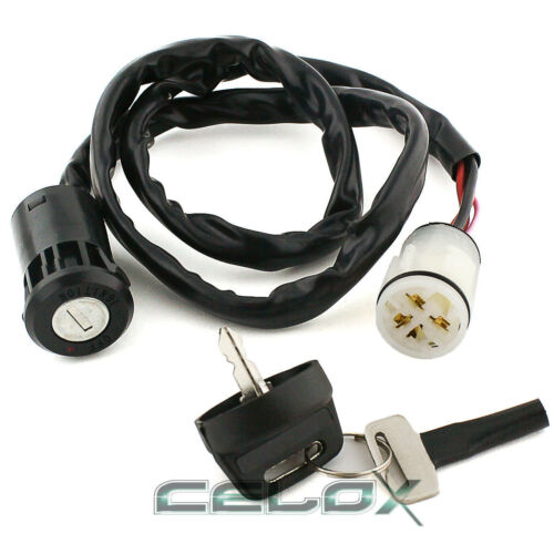 IGNITION SWITCH KEY for HONDA TRX400FA RANCHER AT 2004 2005 2006 2007