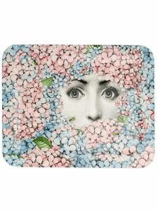 Fornasetti ceramic tray vintage home decor dish makeup storage fruit candy pot