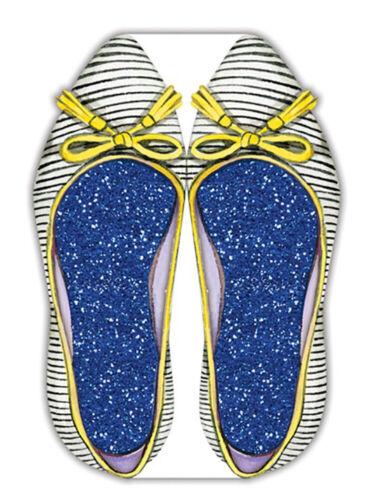 Shoe Purse Punch Studio Lady Jayne Die-Cut Closet Note Pad Choose Dress