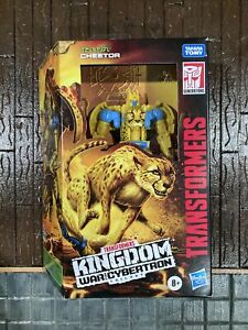 Transformers: Generations | Kingdom: Deluxe Class WFC-K4 Cheetor