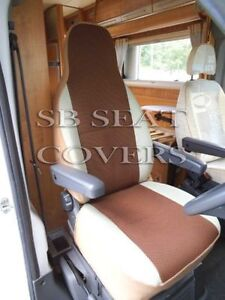fiat ducato wohnmobil sitzbez ge mh 405 braun sport netz. Black Bedroom Furniture Sets. Home Design Ideas