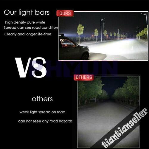 60W 10-30V Dc Led Light Bar 7 Inch 4D Lens For Fire Engine Truck Bar Fog Light
