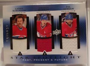 2013-14-Trilogy-Star-Spotlight-Larry-Robinson-Markov-Subban-Montreal-Canadiens
