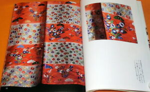 Japanese Embroidery by Nagakura Toshiaki book japan,kimono,obi,traditional(0456)