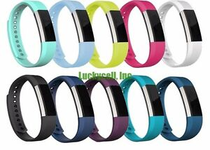 Replacement-Silicone-Wrist-Band-Strap-For-Fitbit-Alta-Small-Large-Watch-Bands-US