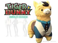 """Tiger & Bunny Kotetsu T. Kaburagi Cosplay Alpaca 12"""" Prime Plush YACA003"""