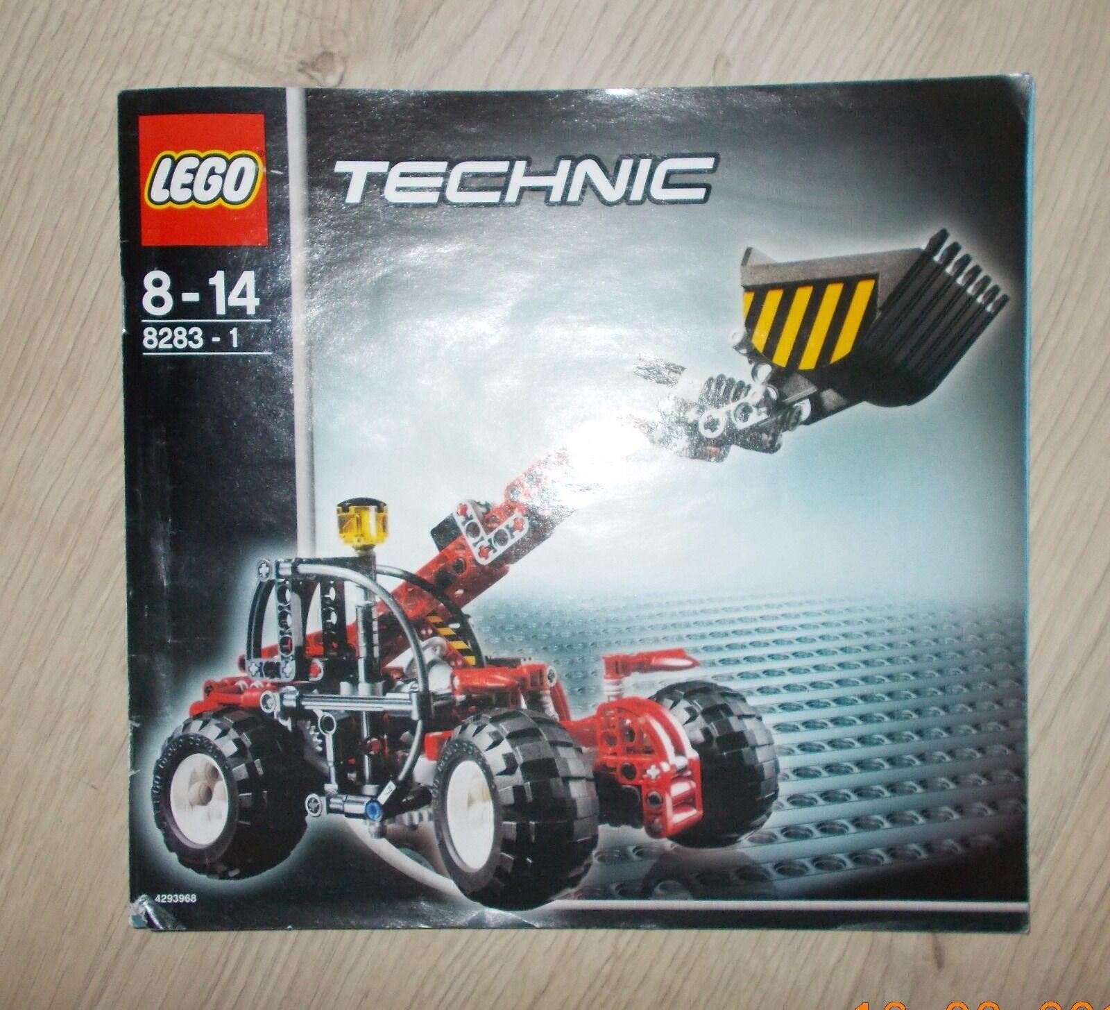 Lego Technik Teleskop Lader 8 - 14  8283 - 1 gebraucht