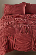 Nordstrom at Home Basket Weave Duvet Cover Size Queen (Retail $198)