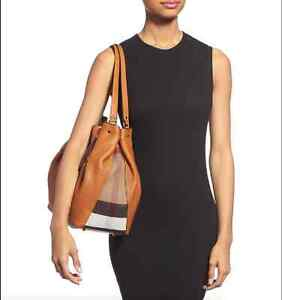 Image is loading NWT-1-295-Burberry-Medium-Maidstone-Leather-Tote- 2f69b7808956a