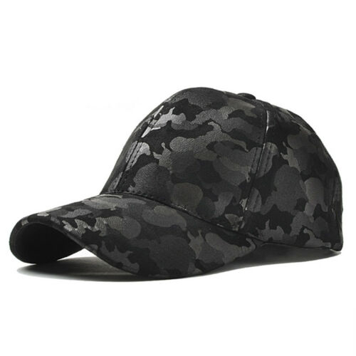 Men Women Camouflage Military Army Camo Hat Trucker Snapback Hombre Baseball Cap
