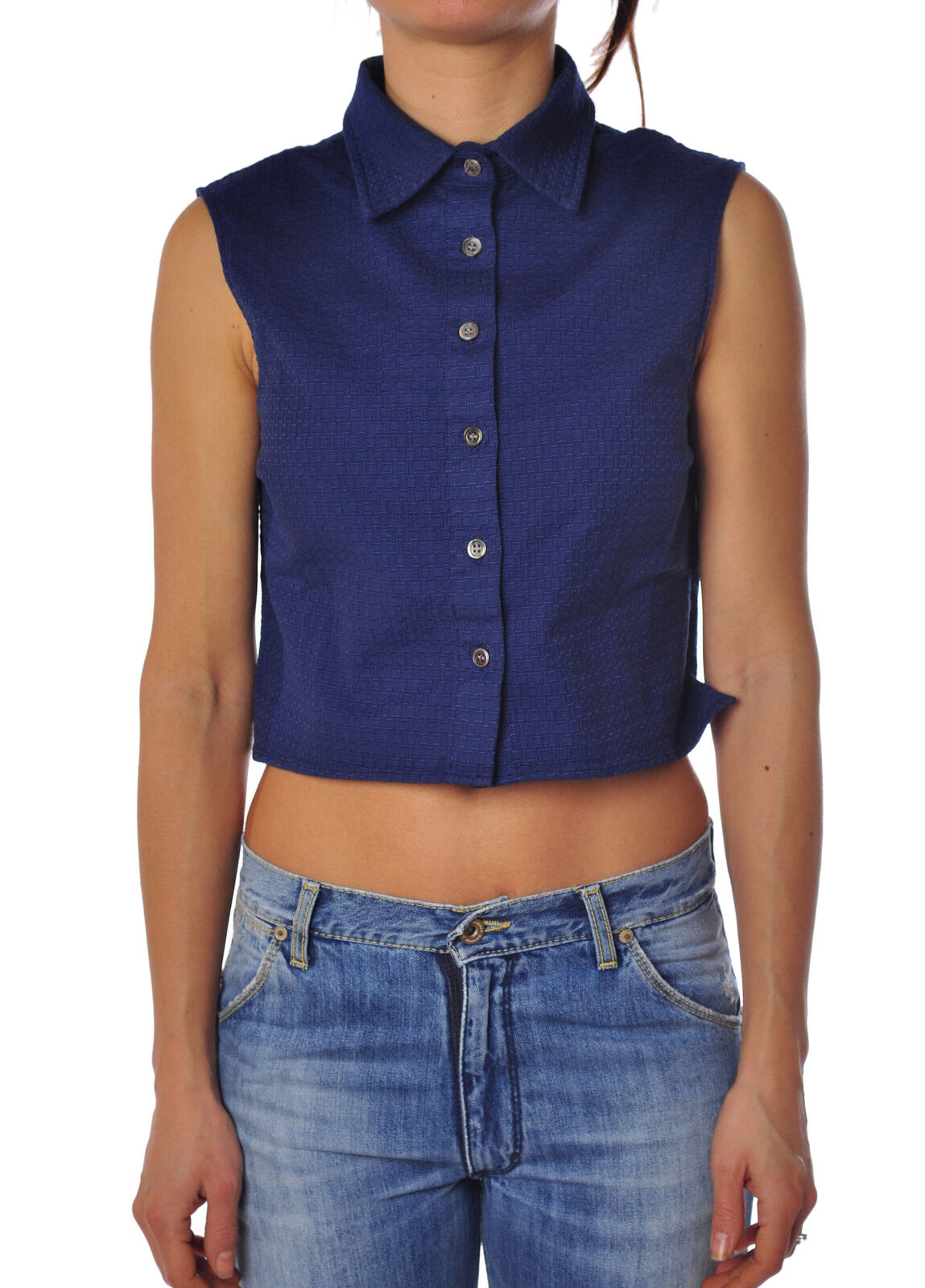 Department 5 - Shirts-Blouses - Woman - Blau - 1522507E191544
