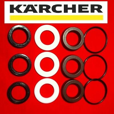 Kit retenes de bomba de HDS Karcher Hd 500 558 601 HD 650 675 690 Kit de reparación sello Eco
