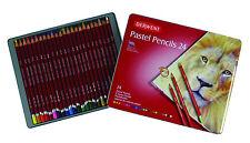Derwent Pastel Lápiz 24 Color Artistas Dibujo & dibujo Estaño Set