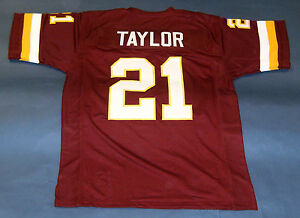 low priced 3f694 365d7 Details about SEAN TAYLOR CUSTOM WASHINGTON REDSKINS JERSEY