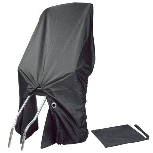 Regenschutz Kinderfahrradsitz mit Öse Regenhaube Abdeckung Fahrradkindersitz