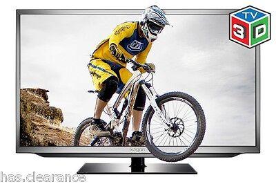 """KOGAN 50"""" 3D LED FULL HD TV BUILT IN HD TUNER / PVR / USB / 4x HDMI / 1080P"""