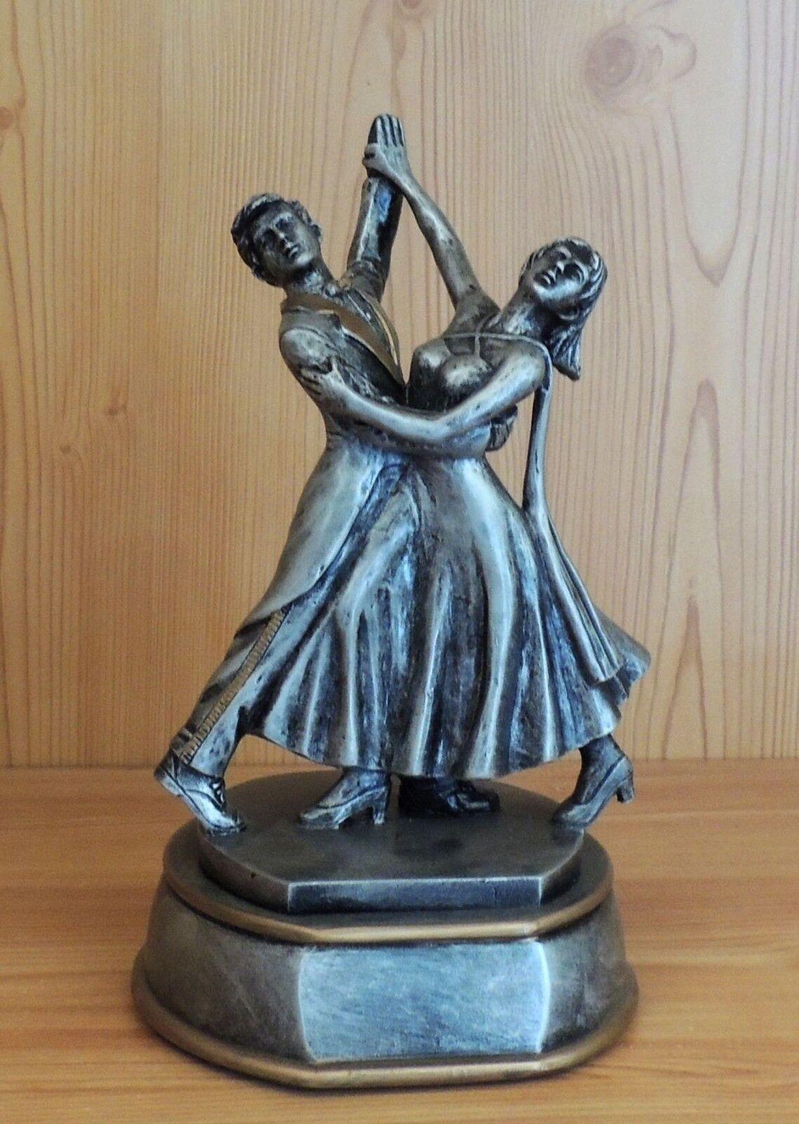 1 PERSONNAGE danser 18 cm cm cm (Coupe hussy Jubilé cours de danse Valse) 1193d1