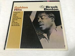 LP-BROOK-BENTON-GOLDEN-HITS-VINTAGE-VINYL-MERCURY-LABEL-NM