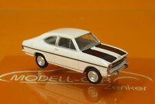 Opel Kadett Rally-blanco//negro-Herpa ho 1:87 modelo 347808 #e
