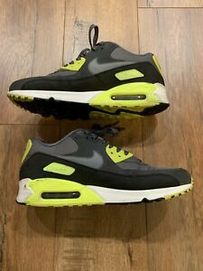 release date: a511a a134b Image is loading Nike-Air-Max-90-Essential-Dark-Grey-Cool-