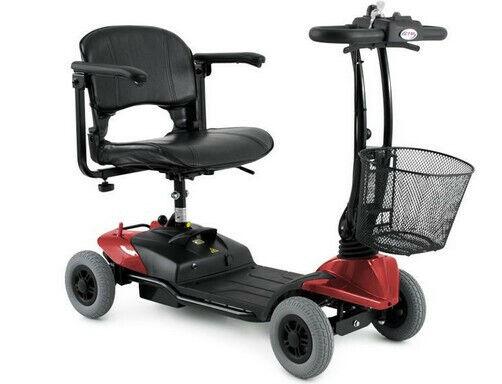s l1600 - Silla de ruedas electrica. Scooter.
