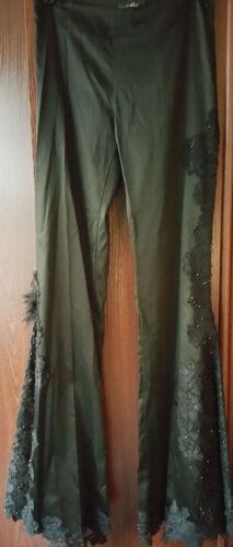 Original Lace Celo Bedøvelse Pants Xs Ben 200 Black Bead Craft Pris Flair f6xq1