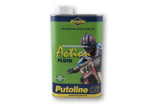 Putoline Biodegradable Action Fluid Air Filter Oil Bio 1 Litre