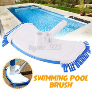 Swimming-Pool-Vacuum-Head-Cleaner-Brush-Bath-Shower-Cleaning-Floor-Tool-NEW