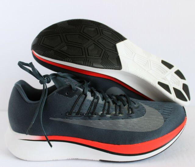 73bac6367eca Nike Zoom Fly Blue Fox-black-bright Crimson Sz 11 880848-400 for ...