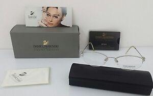 Swarovski occhiale da vista donna ovale elegante edizione limitata 2Jv5p