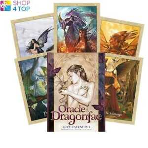 Oracle-of-The-Dragonfae-Cards-Deck-Esoteric-Fortune-Telling-Blue-Angel-New
