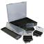 Stiff Rig Board /& 6x Bit Box Tackle Box Black XXL 8tlg Schwarz Tacklebox