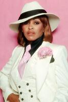 Tina Turner Fedora Hat Stylish Outfit Fedora Hat White Jacket 1985 11x17 Mini Po