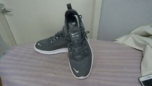 Lace 8 Max about Air Details Trend Schuhe up Nike Trainers UK LeatherTextile Men's Grey Axis hQxsrCtd