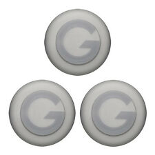 3 X 80g GATSBY Grunge Mat Grey Moving Rubber Hair Styling Wax Matte Type for Men