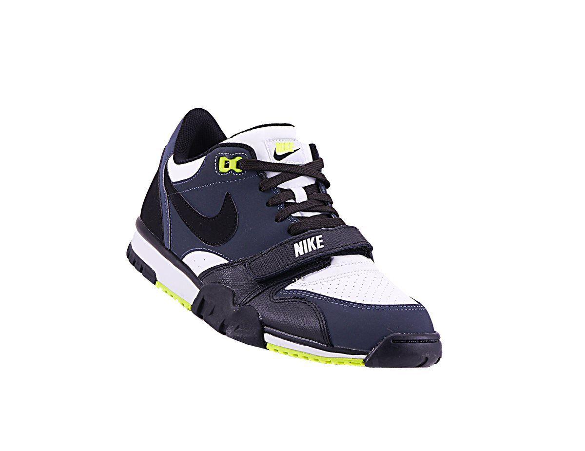 Nike Bir Trainer Low ST 637995 104 Mens Sneakers Blle Größen Neu