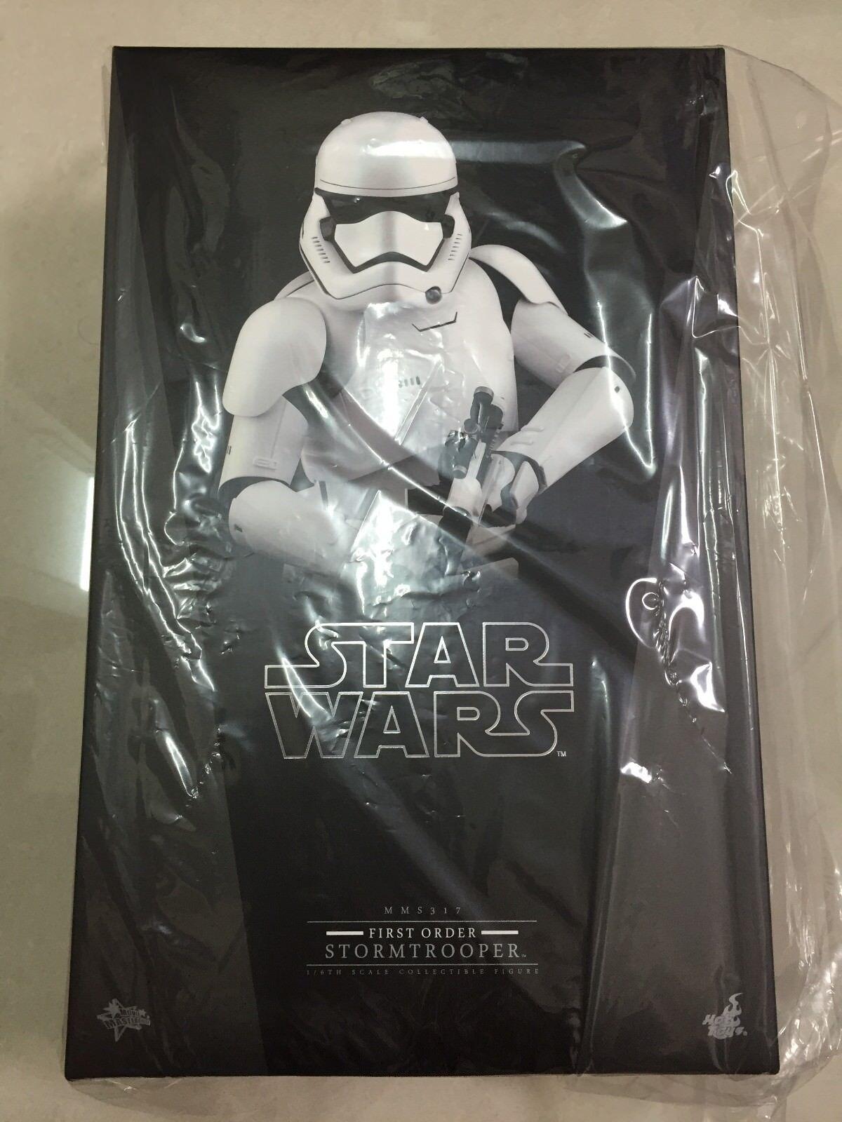 heta leksaker MMS 317 stjärnornas krig The Force AWAKENS First Order Stormtrooper NY