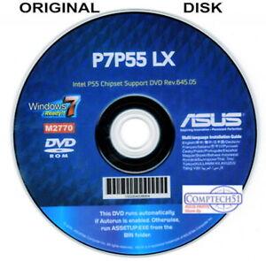 Asus P7P55 LX Intel Matrix Storage Manager 64 BIT