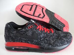c881f62c01 NIKE AIR MAX 1 LUNAR1 LUNAR 1 ID BLACK-RED